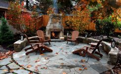 patio decor ideas for fall