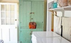 most popular laundry room paint colors