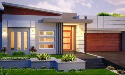 44 The best choice of modern home roof design models