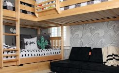 45 Amazing Bunk Bed Design Ideas How To Buy A Quality Bunk Bed 29