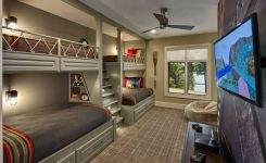 46 Kids Bunk Bed Decoration Ideas & Safety Tips 17