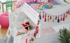 46 Kids Bunk Bed Decoration Ideas & Safety Tips 44