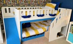 46 Top Choice Kids Bunk Bed Design Ideas Tips Choosing The Right Bunk Bed For Your Child 11