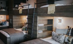 48 Popular Models Of Adult Bunk Bed Designs 27