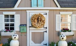 patio decor d ideas for halloween