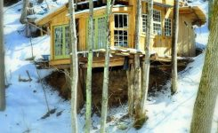 60 small mountain cabin plans with loft new 15 awesome tree house design ideas tree house