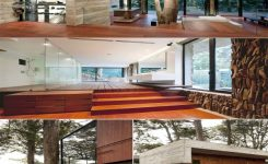 65 mountain cabin plans hillside inspirational corallo house architecture homes pinterest