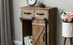 farmhouse cabinets with doors