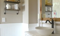 How To Easily Mix Vintage And Modern Decor Master Bath