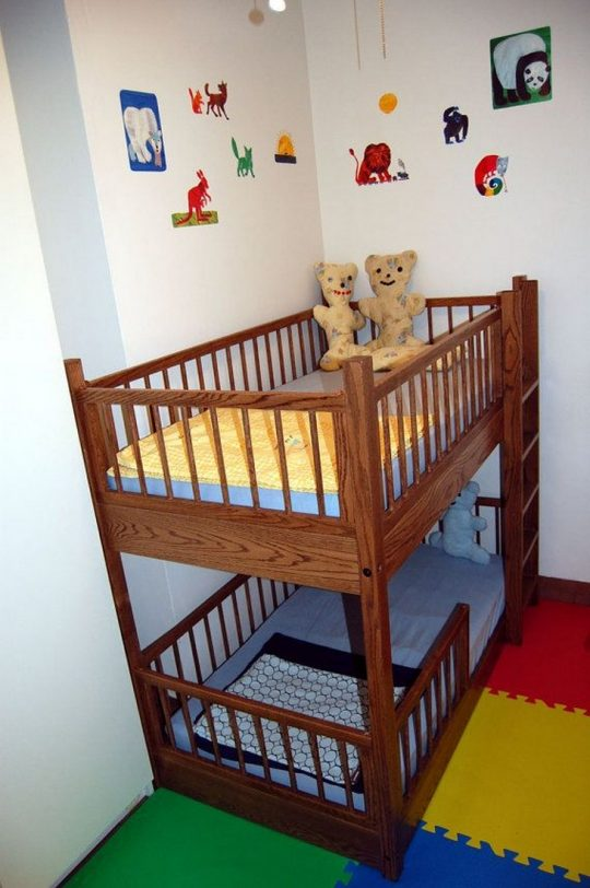 Permalink to 82 Amazing Models Bunk beds with guard rail on bottom – Ensuring Your Bunk Bed Is Safe For Your Children