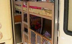 82 Amazing Models Bunk Beds With Guard Rail On Bottom Ensuring Your Bunk Bed Is Safe For Your Children 15