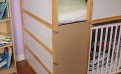 82 Amazing Models Bunk Beds With Guard Rail On Bottom Ensuring Your Bunk Bed Is Safe For Your Children 33