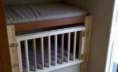 82 Amazing Models Bunk Beds With Guard Rail On Bottom Ensuring Your Bunk Bed Is Safe For Your Children 52