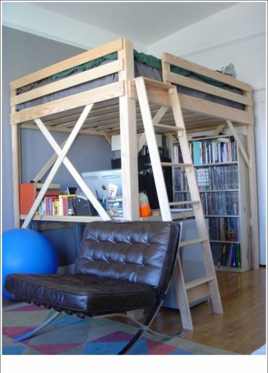 Permalink to 85 Best Of Queen Loft Beds Design Ideas- A Perfect Way to Maximize Space In A Room