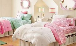 85 Master Bedroom Decoration Models With Two Beds Feel Comfortable In Use 37