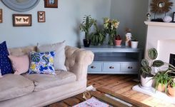 19 Rustic Staying Space Ideas To Fashion Trend Your Spruce Up Around