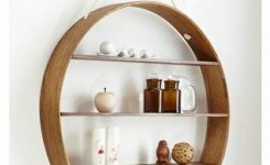89 Models Beautiful Circular Bookshelf Design For Complement Of Your Home Decoration 11