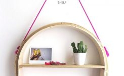 89 Models Beautiful Circular Bookshelf Design For Complement Of Your Home Decoration 78
