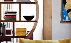 89 Models Beautiful Circular Bookshelf Design For Complement Of Your Home Decoration 79