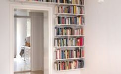89 Models Beautiful Circular Bookshelf Design For Complement Of Your Home Decoration 87