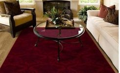 89 Cozy Burgundy Carpet Bedroom 39