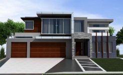 89 Models Beautiful Modern Exterior House Paint 15