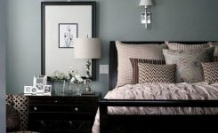 master bedroom paint color ideas with dark furniture