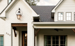 country farmhouse exterior paint colors combinations