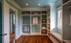 90 Modern Master Closet Models That Inspire Your Home Decor 52