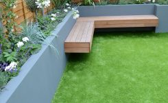 91 Small Backyard Landscape Decoration Models Are Simple And Look Creative 16