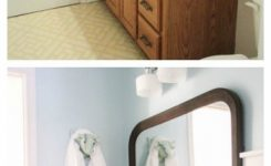 Modern Farmhouse Bathroom The True Final Bud And Source List