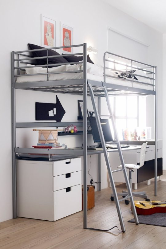 Permalink to 94 Minimalist Bunk Beds Design Ideas – Tips for Designing the Space