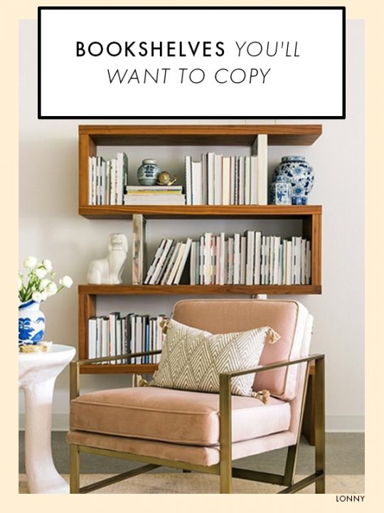 Permalink to 94 Unique Bookshelf Ideas for Book Lovers