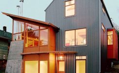 95 Models Design Modern Flat Roof Houses Awesome 47