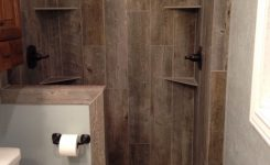 Wood Tile Shower Crafts