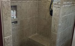 Walk In Shower With Seat Ideas A Bud And Elderly Friendly