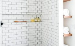 Cozy Cheap Tile Walk In Double Shower Ideas Just On Indoneso Home
