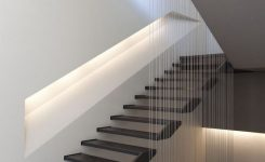 95 Cool Modern Staircase Designs For Homes (1)