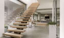 95 cool modern staircase designs for homes