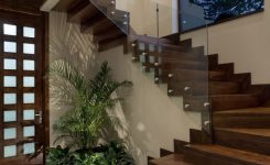 95 Cool Modern Staircase Designs For Homes (57)
