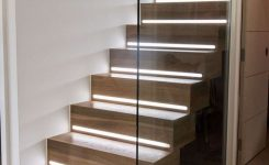 95 Cool Modern Staircase Designs For Homes (58)