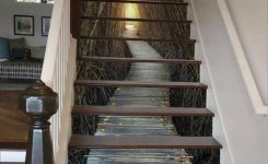 95 Cool Modern Staircase Designs For Homes (67)