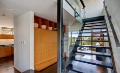 95 Cool Modern Staircase Designs For Homes (77)
