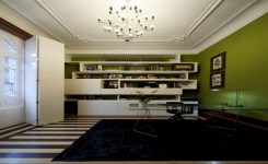 96 Modern Home Office Design Looks Elegant 49