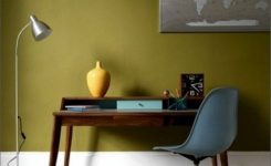 96 Modern Home Office Design Looks Elegant 50