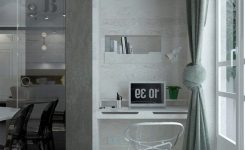 96 Modern Home Office Design Looks Elegant 78