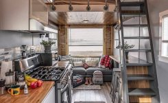 97 Cozy Tiny House Interior Are You Planning For Enough Storage 24