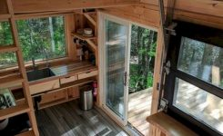 97 Cozy Tiny House Interior Are You Planning For Enough Storage 31