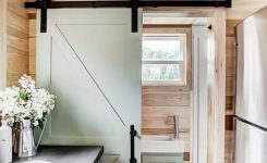 97 Cozy Tiny House Interior Are You Planning For Enough Storage 40