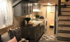 97 Cozy Tiny House Interior Are You Planning For Enough Storage 71